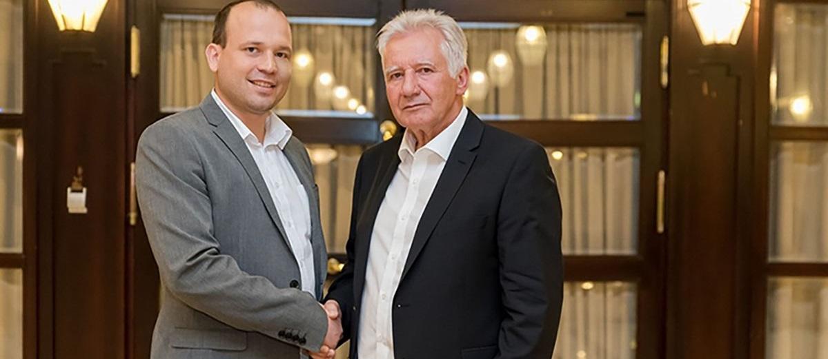 Jakab István és Varga Imre István