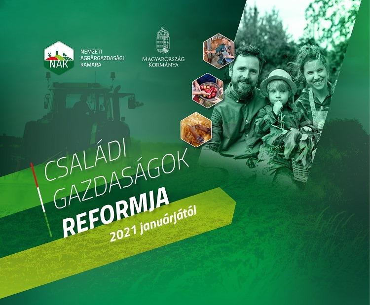 Elfogadták az őstermelői, a családi gazdasági rendszer, az agráradózás reformját