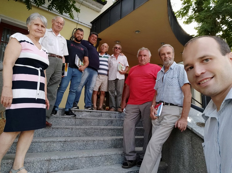 Varga Imre István lett újra az SZKGE elnöke